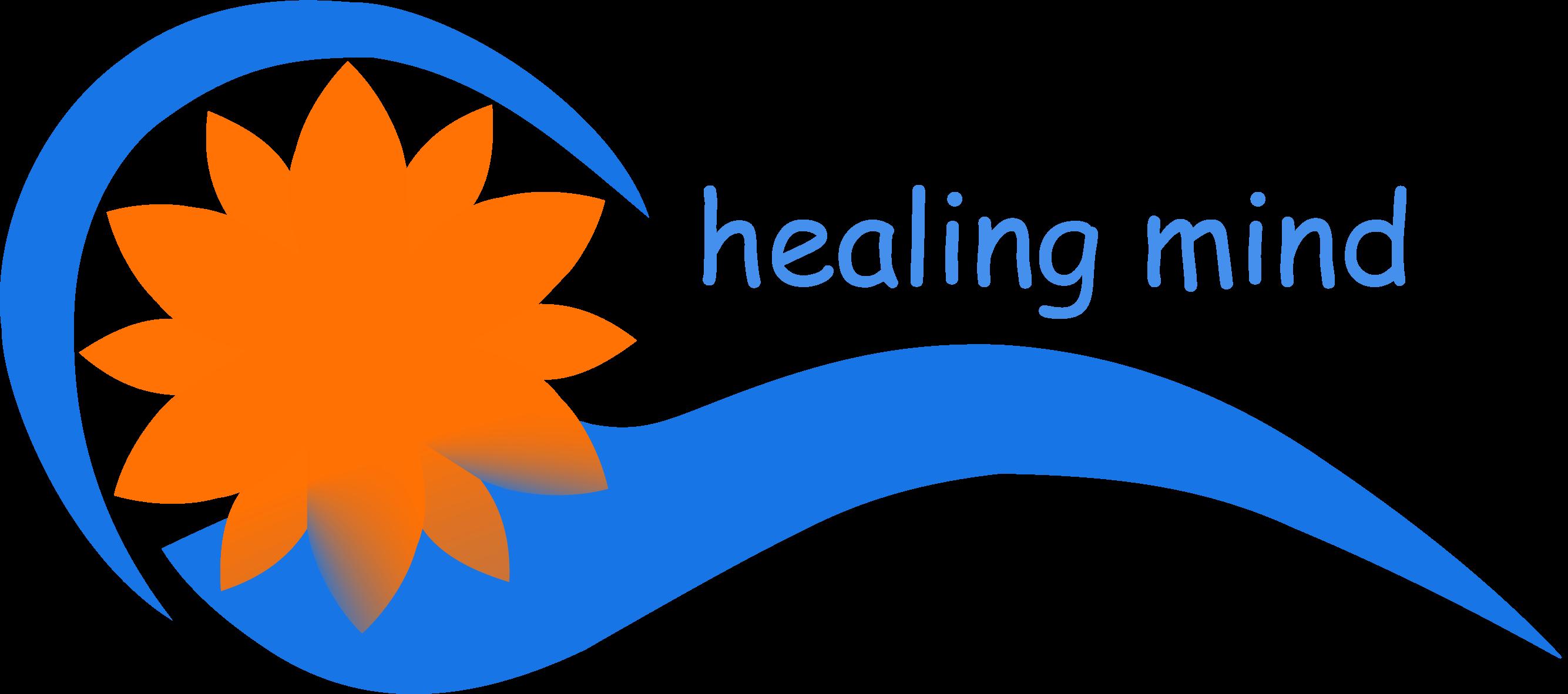 Logo healing mind